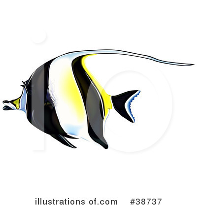 Fish Clipart #38737 by dero