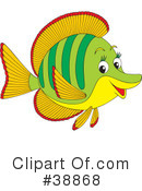 Fish Clipart #38868 by Alex Bannykh