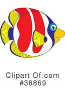 Fish Clipart #38869 by Alex Bannykh