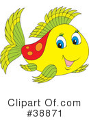 Fish Clipart #38871 by Alex Bannykh