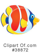 Fish Clipart #38872 by Alex Bannykh