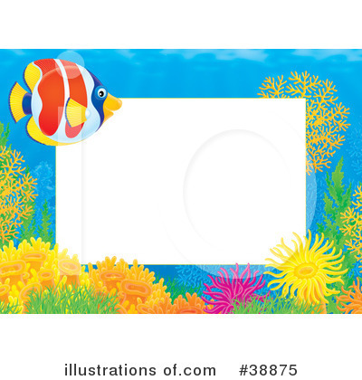Royalty-Free (RF) Fish Clipart Illustration by Alex Bannykh - Stock Sample #38875