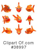 Fish Clipart #38997 by Tonis Pan