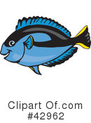Fish Clipart #42962