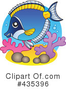 Fish Clipart #435396 by visekart