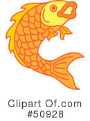 Fish Clipart #50928