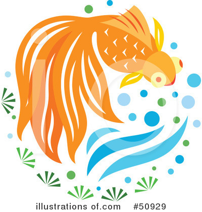 Fish Clipart #50929 by Cherie Reve