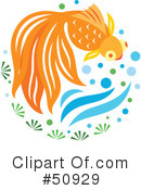 Fish Clipart #50929