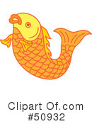 Fish Clipart #50932