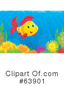 Fish Clipart #63901