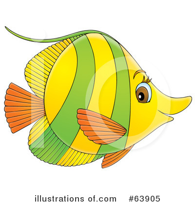 clipart fishing. Fish Clipart #63905 by Alex
