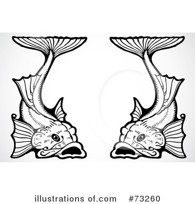 Fish Clipart #73260 by BestVector