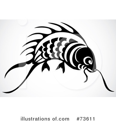 Fish Clipart #73611 by BestVector
