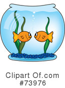 Fish Clipart #73976 by Pams Clipart