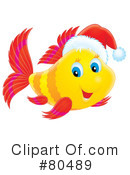 Fish Clipart #80489
