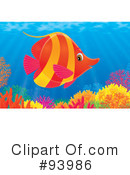 Fish Clipart #93986