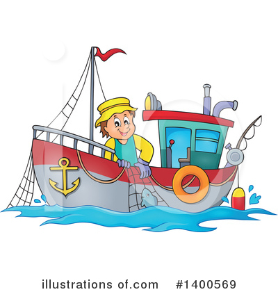 Man Clipart #1400569 by visekart