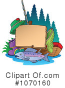 Royalty-Free (RF) Fishing Clipart Illustration #1070160