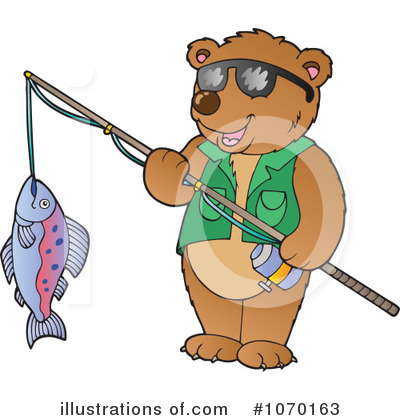 Fishing Clipart #1070163 by visekart