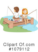 Royalty-Free (RF) Fishing Clipart Illustration #1079112