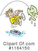 Fishing Clipart #1164150