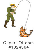 Fishing Clipart #1324384