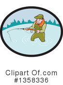 Fishing Clipart #1358336