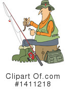 Fishing Clipart #1411218