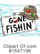 Fishing Clipart #1547196 by LoopyLand