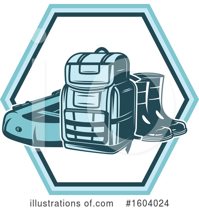 Royalty-Free (RF) Fishing Clipart Illustration by Vector Tradition SM - Stock Sample #1604024