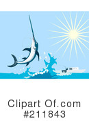 Fishing Clipart #211843 by patrimonio