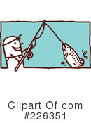 Fishing Clipart #226351