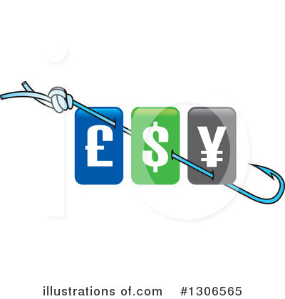 Finance Clipart #1306565 by Lal Perera