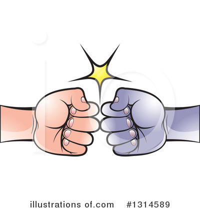 Hand Clipart #1314589 by Lal Perera