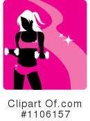 Fitness Clipart #1106157 by Rosie Piter