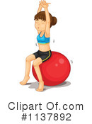 Fitness Clipart #1137892