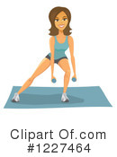 Fitness Clipart #1227464 by Amanda Kate