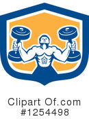 Fitness Clipart #1254498