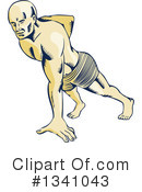 Fitness Clipart #1341043 by patrimonio