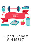 Fitness Clipart #1415897