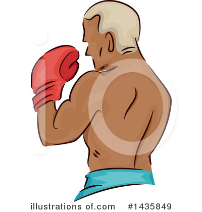 Boxing Clipart #1435849 by BNP Design Studio
