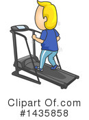 Fitness Clipart #1435858 by BNP Design Studio