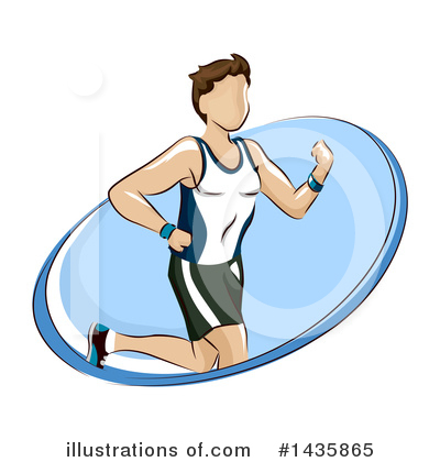 Running Clipart #1435865 by BNP Design Studio