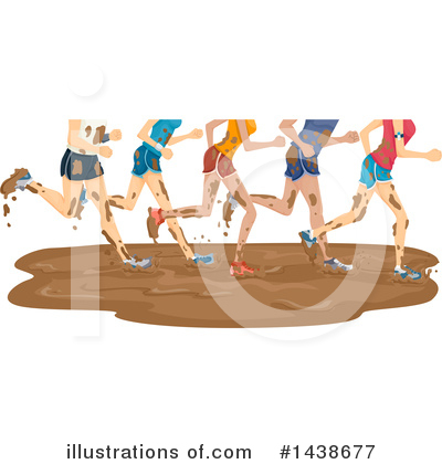 Running Clipart #1438677 by BNP Design Studio