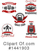Fitness Clipart #1441903