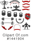 Fitness Clipart #1441904