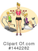 Fitness Clipart #1442282 by BNP Design Studio