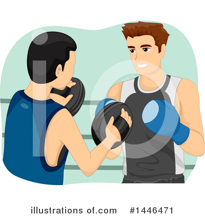 Royalty-Free (RF) Fitness Clipart Illustration by BNP Design Studio - Stock Sample #1446471