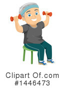 Fitness Clipart #1446473 by BNP Design Studio
