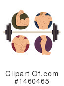 Fitness Clipart #1460465 by BNP Design Studio
